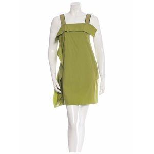 New! BOTTEGA VENETA Assenzio Cotton Dress
